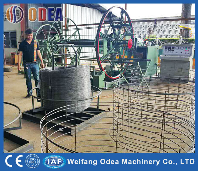 Thailand Cage Welding Machine